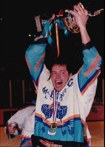 Ron Shudra – Mr Sheffield Steelers.