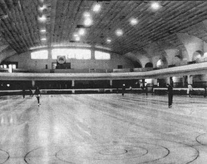 Memories of Crossmyloof Ice Rink, Glasgow.