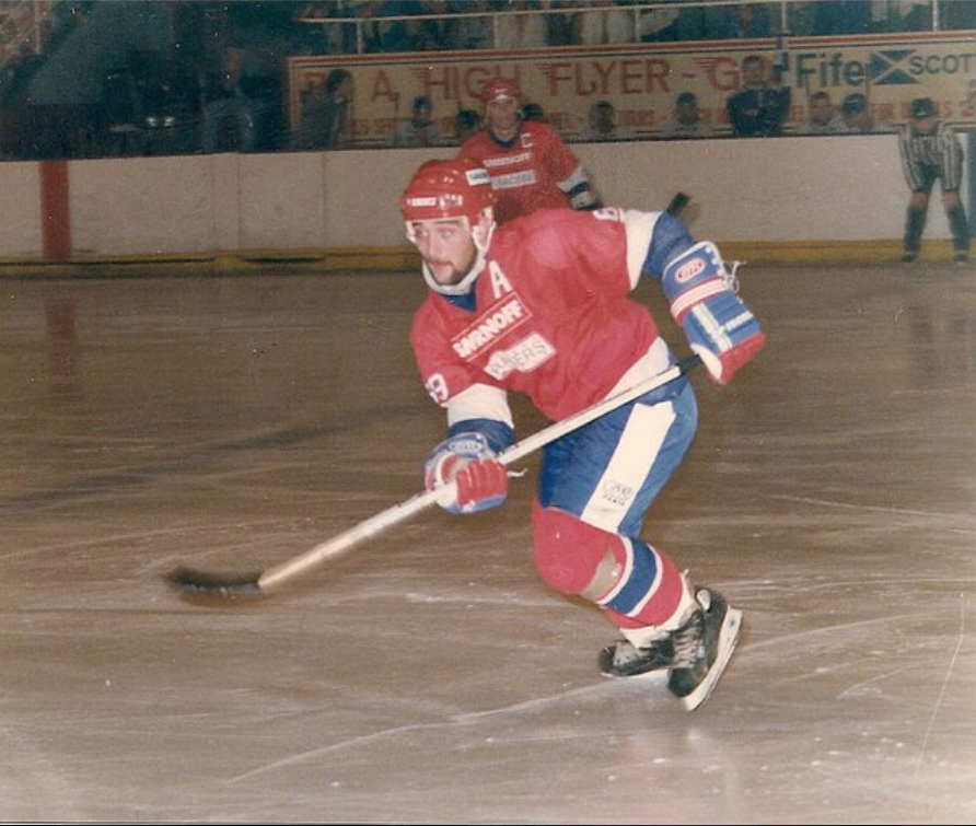 S2E07 - The Paul Hand Podcast Interview - Old Time Hockey UK 503695744ce