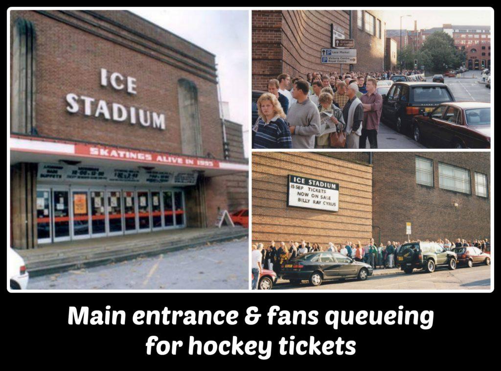 Nottingham Ice Stadium