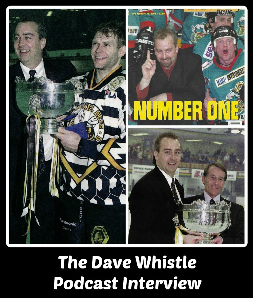 Dave Whistle Championship Winner