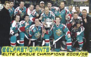 Belfast Giants 2005-06