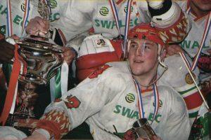 Cup winner Nicky
