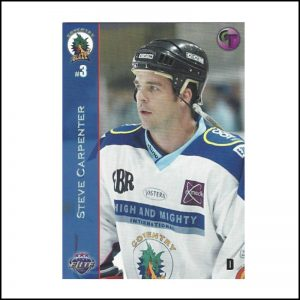 Coventry Blaze Card Set 2003 Sq