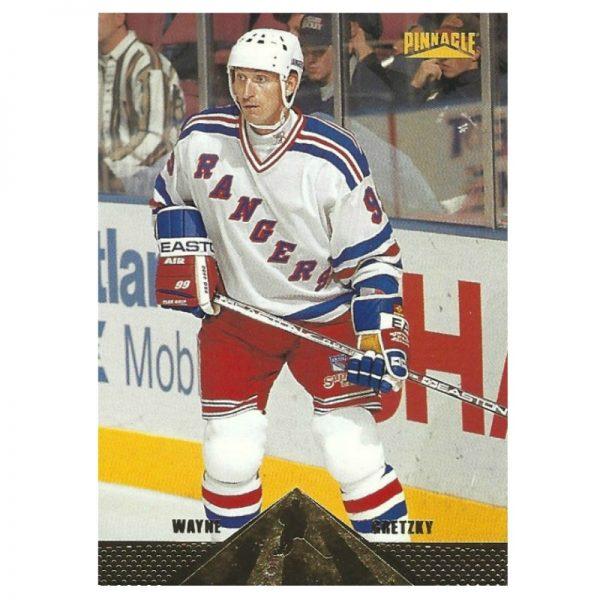 Wayne Gretzky UD 1 1996 Front