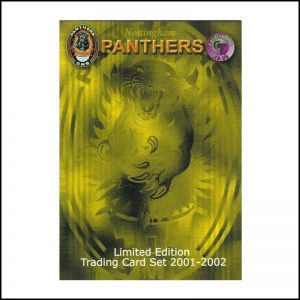 Panthers 2001-02