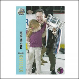 Sheffield Steelers Card Set 2002-03