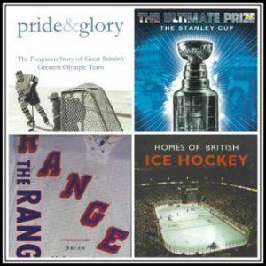 Ice Hockey Books