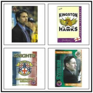 Hockey Card Sets - UK