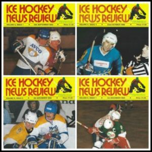 Ice Hockey News Review Vol 6