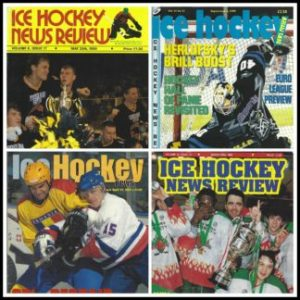 Ice Hockey News Review