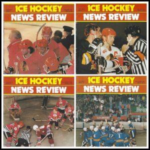 Ice Hockey News Review Vol 3