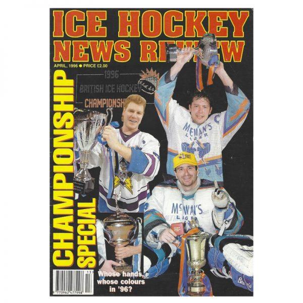 IHNR Championship Specials 1996
