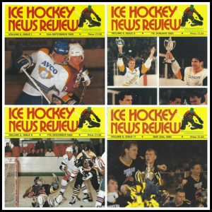 Ice Hockey News Review Vol 6