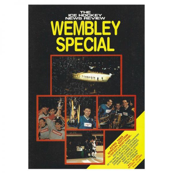 IHNR Wembley Special 1989