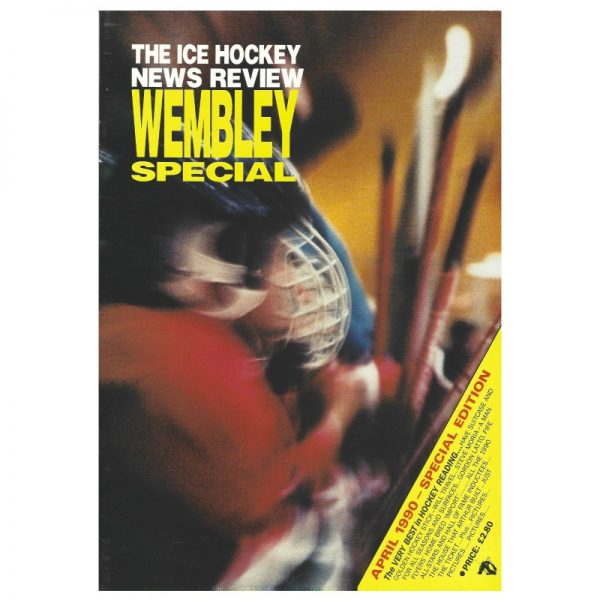 IHNR Wembley Special 1990