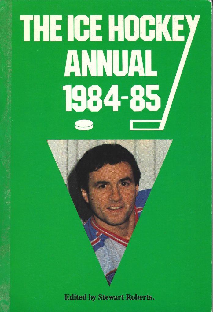 Ice Hockey Annual 1984-85