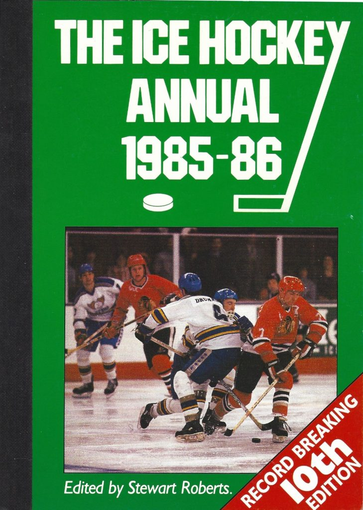 ce Hockey Annual 1985-86