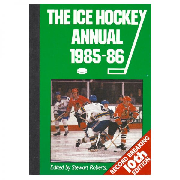 Ice Hockey Annual 1985-86