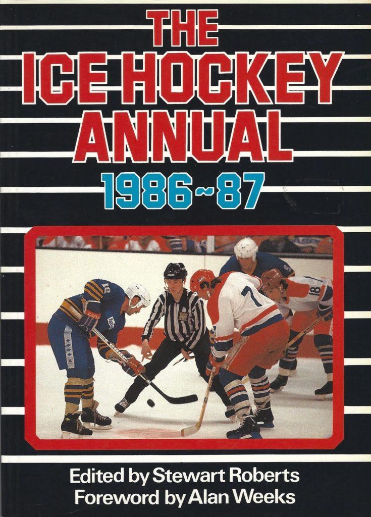 Ice Hockey Annual 1986-87