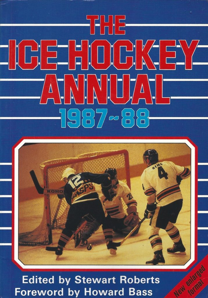 Ice Hockey Annual 1987-88 Sq