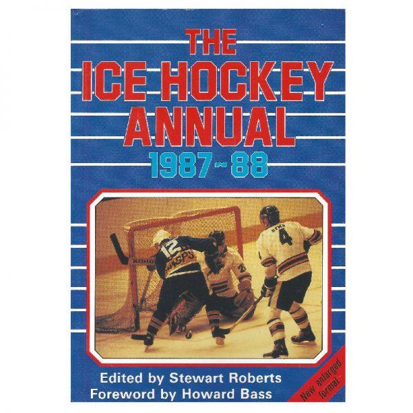 Ice Hockey Annual 1987-88