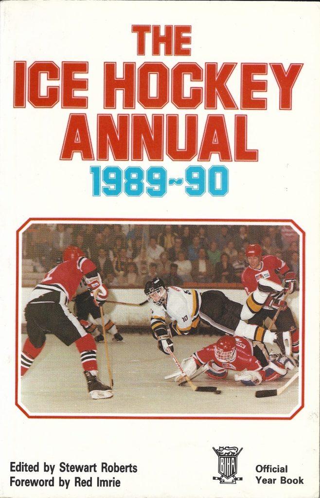 Ice Hockey Annual 1989-90