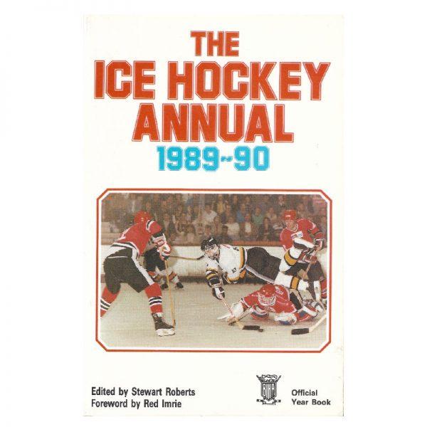 Ice Hockey Annual 1989-90 Sq