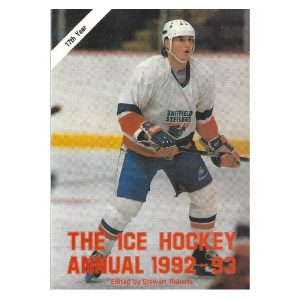 Ice Hockey Annual 1992-93