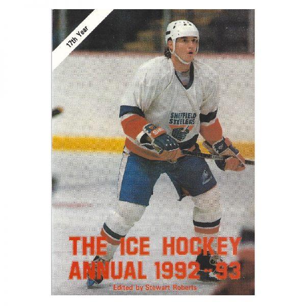 Ice Hockey Annual 1992-93