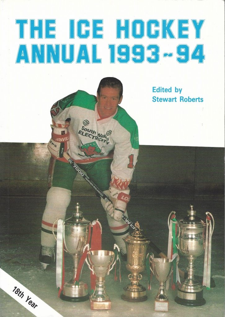 Ice Hockey Annual 1993-94