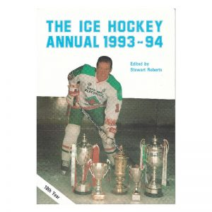Ice Hockey Annual 1993-94