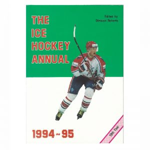 Ice Hockey Annual 94-95 Sq