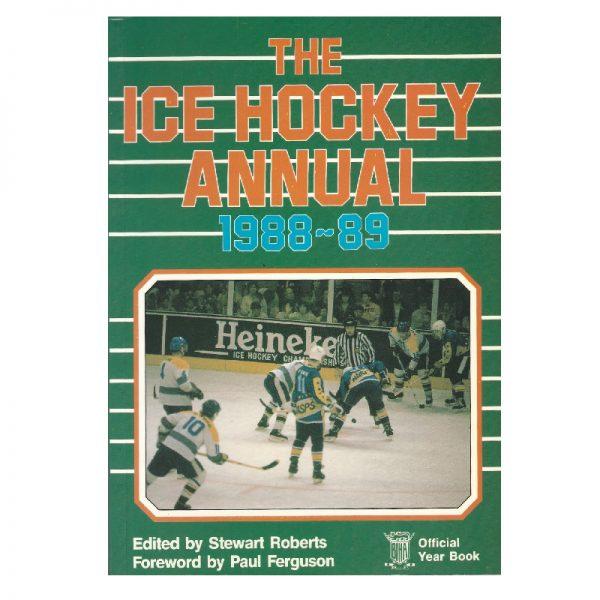 Ice Hockey Annual 1988-89