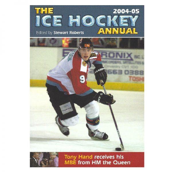 Ice Hockey Annual 2004-05 Sq