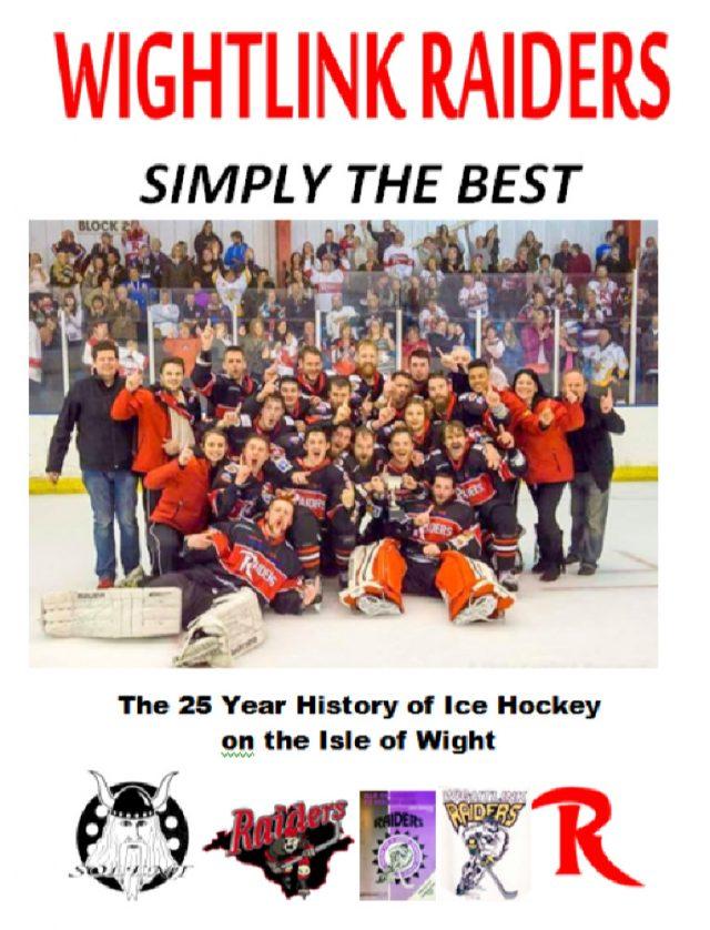 Wightlink Raiders Book