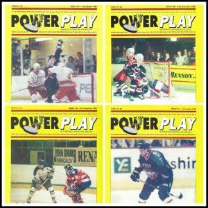 Powewrplay Magazine Issues 101 - 120