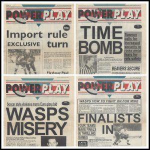 Powerplay Magazine Issues 1 - 15